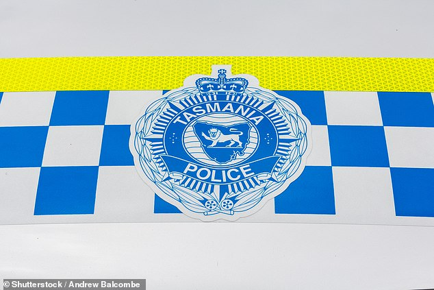 Constable Aaron Tasman Bonner, 39, was suspended from duty after the collision at a Launceston intersection in January