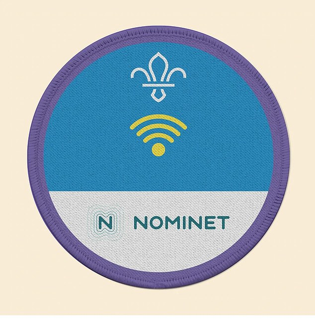 The Scouts' latest Digital Citizen Badge (pictured) is awarded for spotting fake news