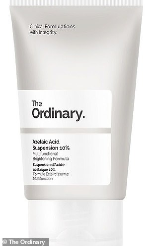 Azelaic Acid Suspension 10% isn't sold here
