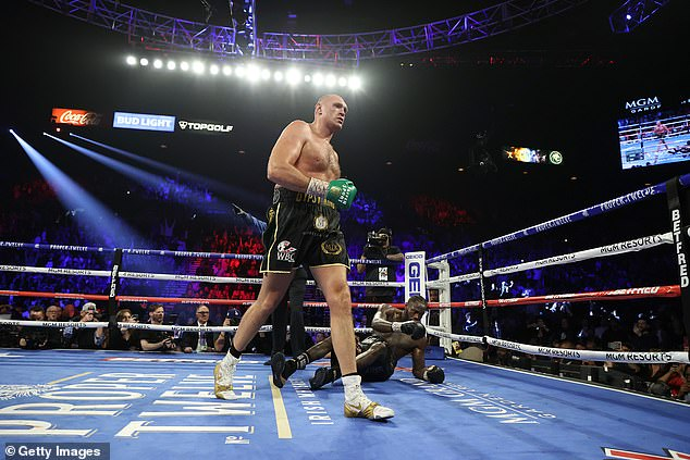 The Gypsy King was absolutely dominant against Wilder during their second fight this year