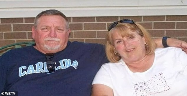 Johnny (left) and Cathy (right) were both North Carolina natives who had close ties to the local community