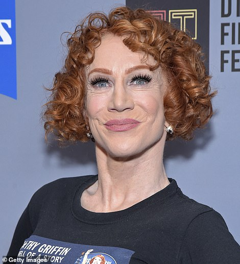 Kathy Griffin has put her luxurious Bel-Air estate on the market for $15,995,000