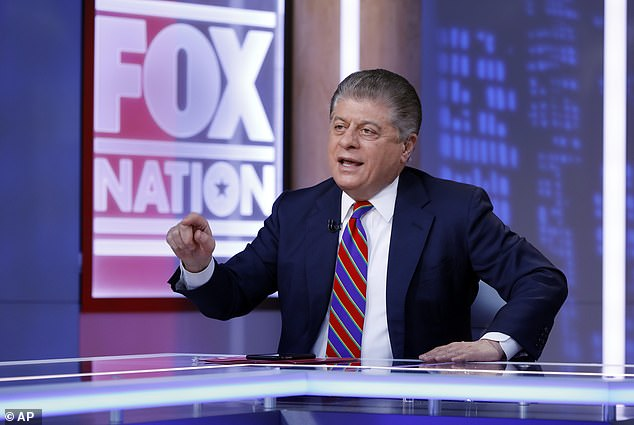 Andrew Napolitano, the Fox News legal analyst and former New Jersey State Superior Court judge, has denied allegations he sexually assaulted a defendant in a case that he presided over in the late 1980s