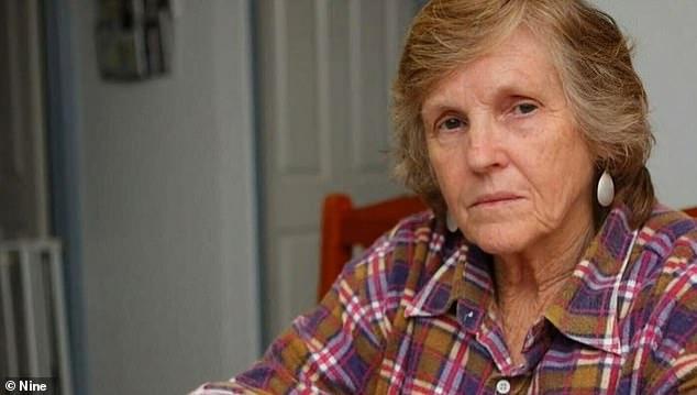 Elena Turner (pictured) , 72, from Gulmarrad in regional NSW, was left devastated after her son Wayne, 49, died this week