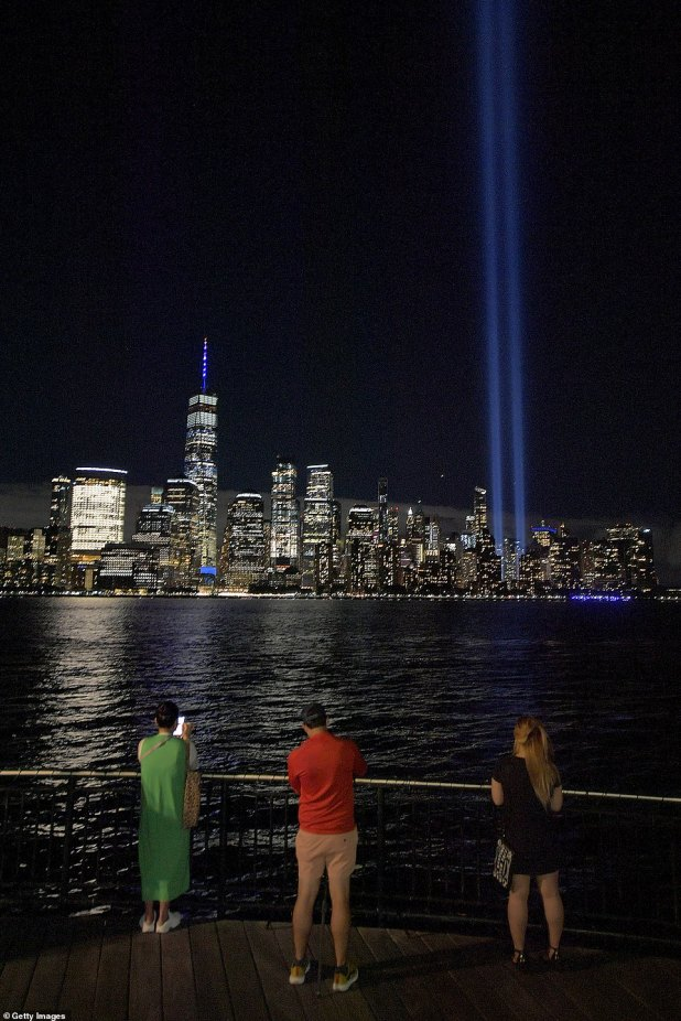 The National September 11 Memorial and Museum's annual Tribute to Light was initially canceled earlier this year due to a coronavirus (COVID-19) epidemic.  However, New York government Andrew Cuomo reversed the decision, declaring that the state would provide supervision to maintain health workers and lighting