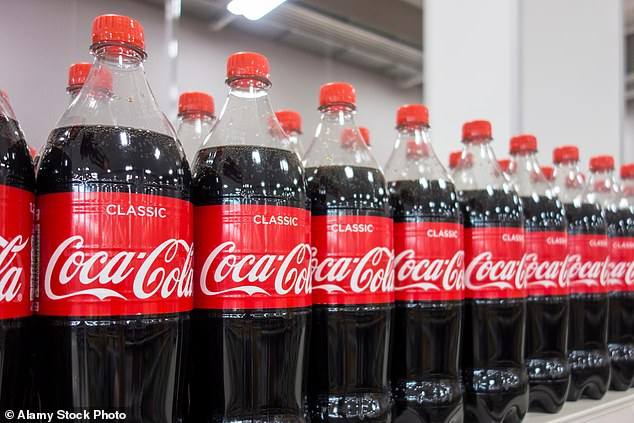 A simple Coke bottle is helping Australians save thousands of dollars in time for the holiday season (stock photo)