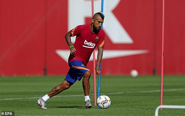 While, Inter Milan are leading the race to sign Vidal with Antonio Conte rating the midfielder