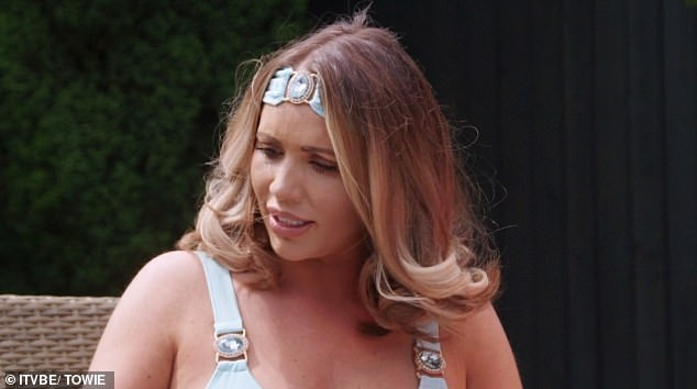 Spoiler: The Only Way Is Essex has released a first look video of Amy Childs return ahead of the new series on Sunday night