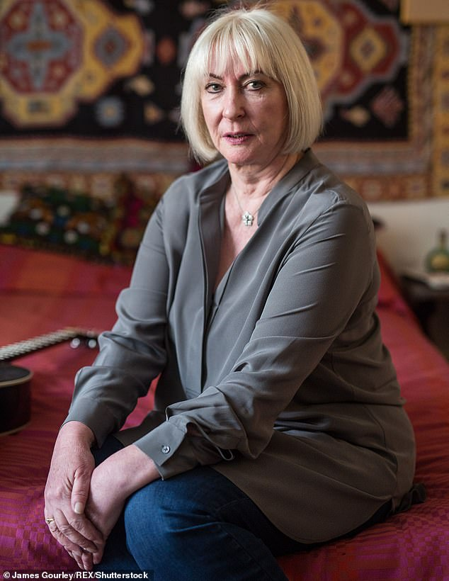 The 50th anniversary of Hendrix will be especially important to Kathy Etchingham (pictured), who was his girlfriend from 1966 to 1969