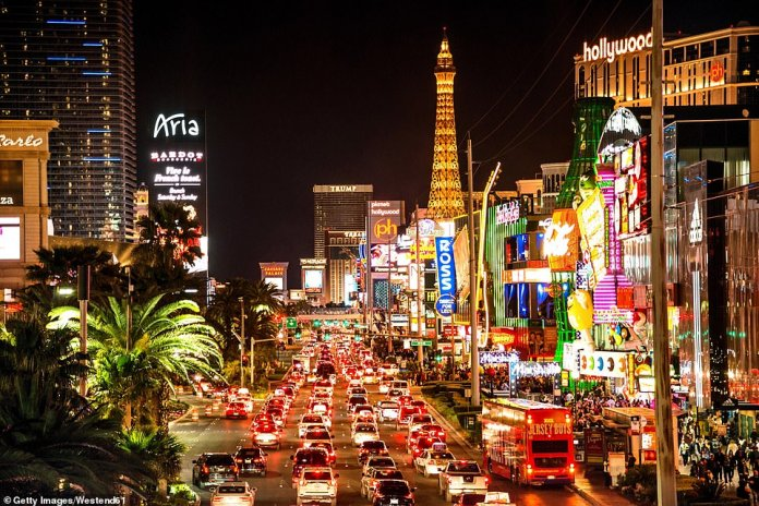 Sin City has a well-earned reputation for offering every kind of thrill 24 hours a day – from high-stakes poker tournaments, slots and roulette wheels in the casinos to the strip joints, showbiz glitz and all-night bars