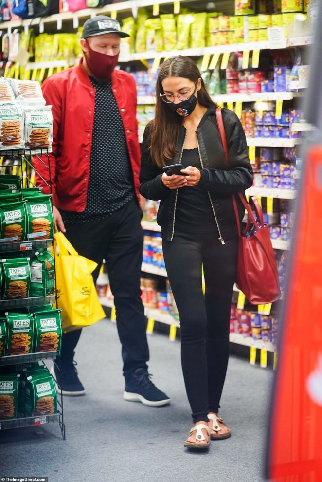 The 30-year-old Congresswoman and her boyfriend were spotted in a CVS in the city