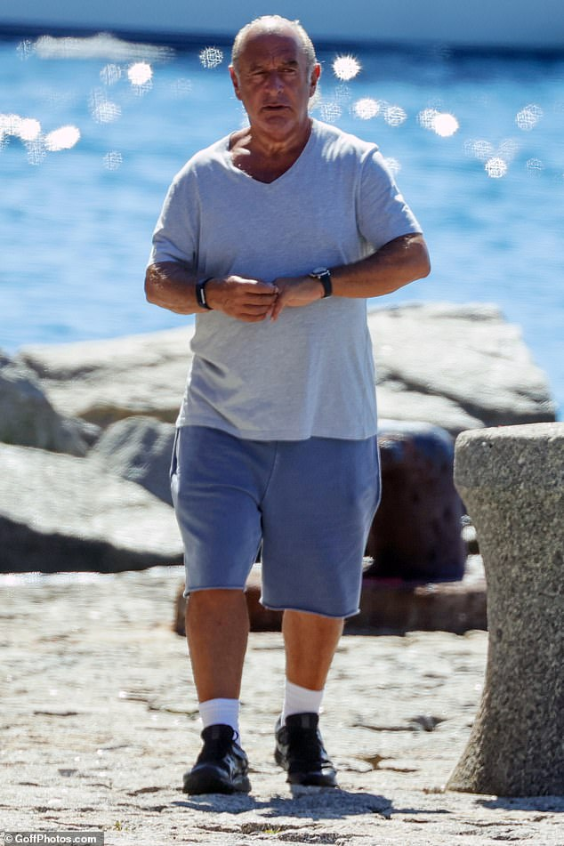 Sir Philip Green, pictured earlier this month in Monaco, has reversed a decision to cut the redundancy pay of employees who were losing their jobs while still on the government's-sponsored furlough scheme