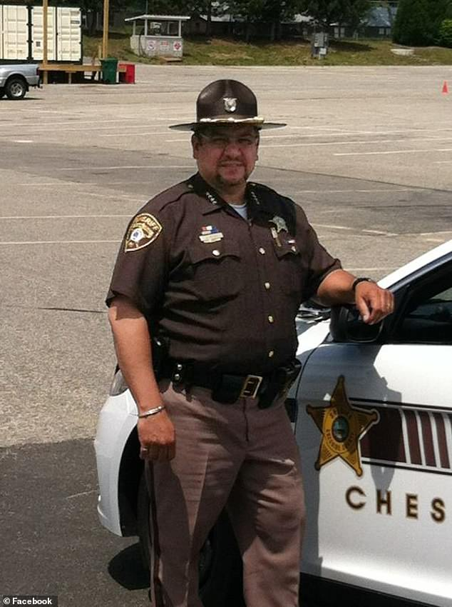 Sheriff Eli Rivera, a four-term incumbent and Democrat, is heavily favored to win re-election