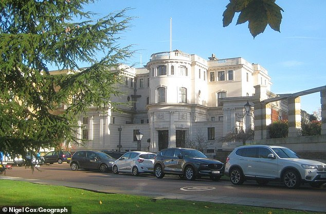 The MoS understands that all Year 7 and Year 10 pupils at £20,000-a-year North London Collegiate School (above), a top independent day school for girls aged 4-18, have been told to isolate for two weeks after just two pupils fell ill last week.
