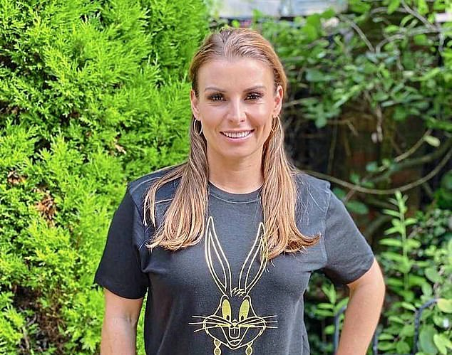 Coleen Rooney, pictured, was concerned that someone was leaking personal information from her Instagram feed to newspapers