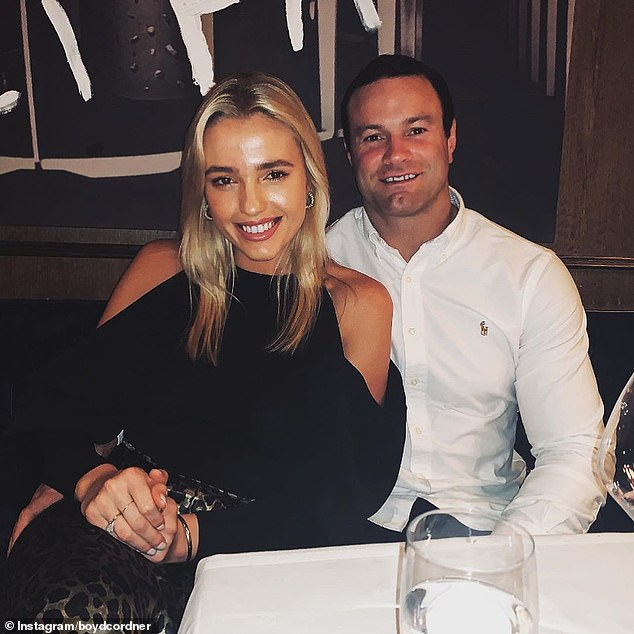 Dark is the cousin of Sydney Roosters, NSW and Australia captain Boyd Cordner, who reportedly this week described his injured relative as one of the 'best blokes you will ever meet'