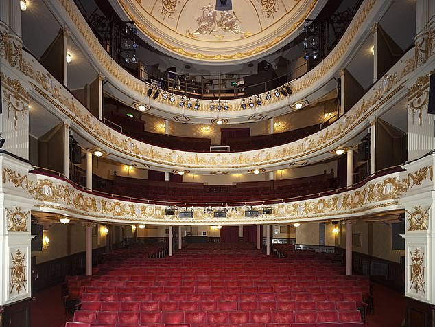 The Garrick theatre will also reopen, though there will be several restrictions to ensure socially distancing is maintained