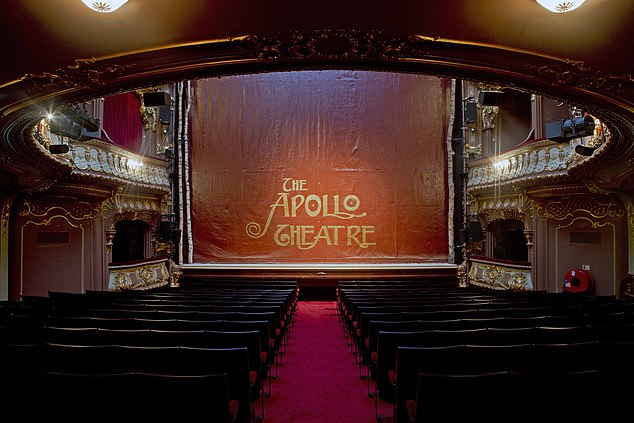 However, other productions will open from next month. The Apollo will be the first Nimax Group theatre to return, following seven months of closed doors