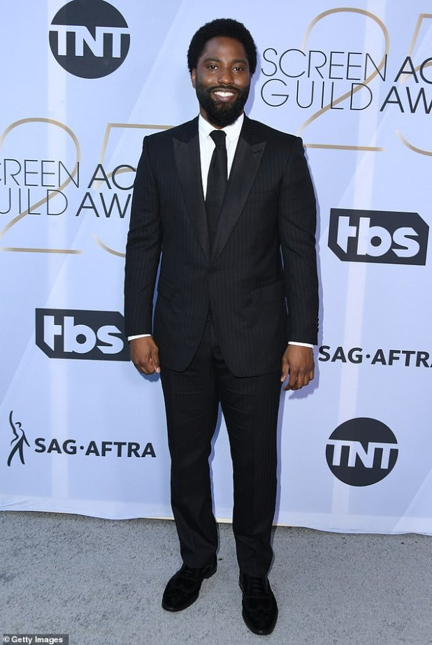 Before acting: Before becoming an actor, John David enjoyed a brief NFL career, which saw him play for the St. Louis Rams from 2006 until his departure in 2007;  John David featured in 2019