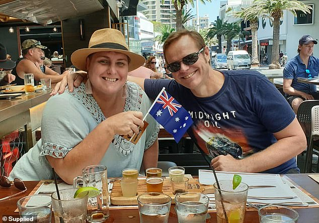 Queensland woman Annette Densham (pictured left)had a calendar jam-packed with memorable events to mark her milestone 50th birthday before the outbreak of COVID-19