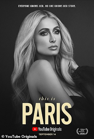 The 39-year-old socialite and entrepreneur gives fans a much different look into her glamorized life in her new documentary This Is Paris