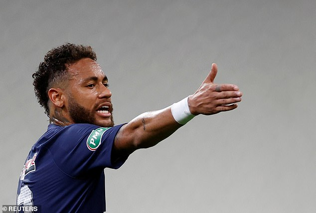 Neymar, who is due to earn £75million, recently made the brave switch from Nike to Puma