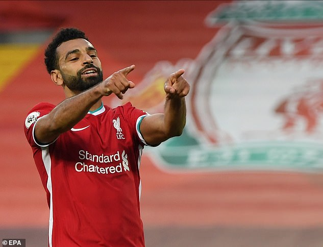 Mohamed Salah, who is set to earn $37million this year, is the highest Premier League player