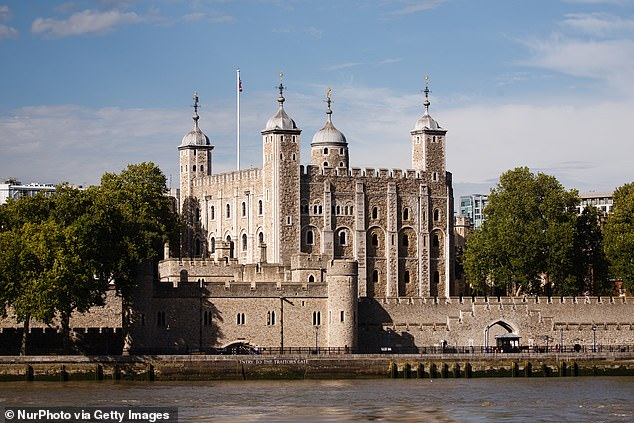 The Historic Royal Palaces, which runs the Tower of London (above), could axe 145 roles as it enters a 45-day consultation period amid financial losses due to Covid-19
