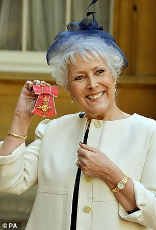 Doctor Who actress Lynda Bellingham was one of his patients