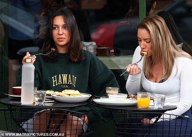 Don't look! Fans are now convinced that Bella and Bec's newfound friendship is a major spoiler
