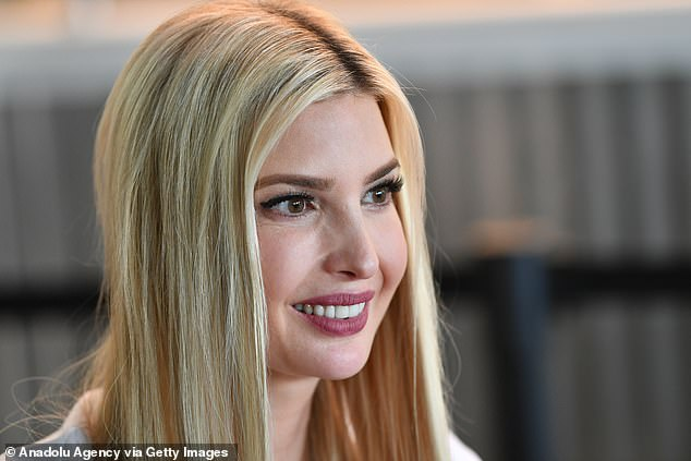 Ivankaemphasized her father's economic agenda moving forward, focusing on four pillars – revision of trade deals, tax reform, deregulation and energy independence