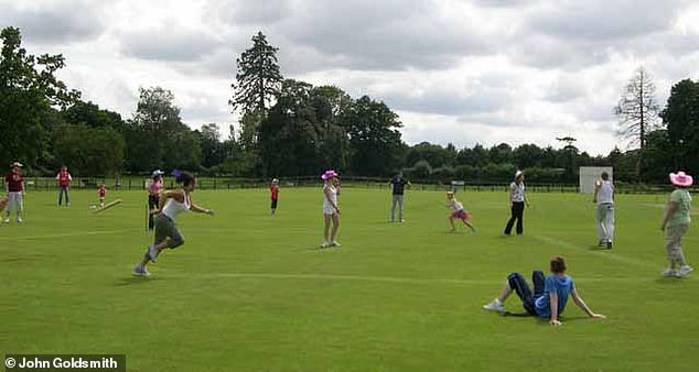 Meeting six friends for a kick about or game of rounders in the park is illegal, with anyone flouting the rules facing fines of £100