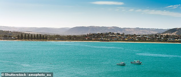 Regional town centres with good transport links can offer investors much better value for money now,Steve Laidlaw, the CEO of People's Choice Credit Union, said. Pictured: Victor Harbour