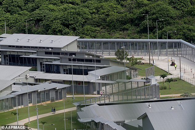 Western Australian Premier Mark McGowan has come under fire for suggesting returning overseas travellers should quarantine alongside detainees at Christmas Island (pictured)