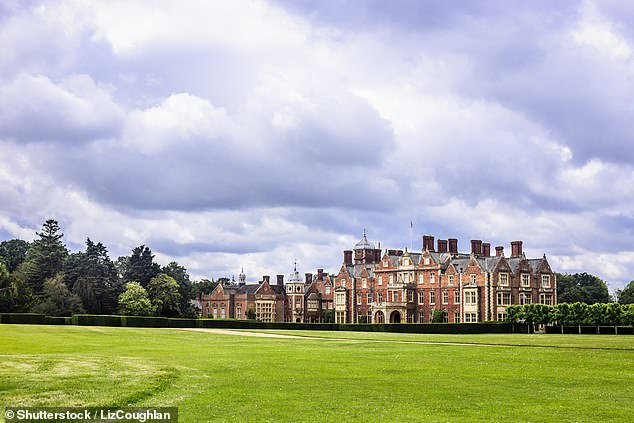 Her Majesty's sprawling Norfolk residence has been showered with Brussels subsidy money since the UK joined the bloc in the 1970s and became eligible for a portion of the Common Agricultural Policy's multi-billion-pound pot