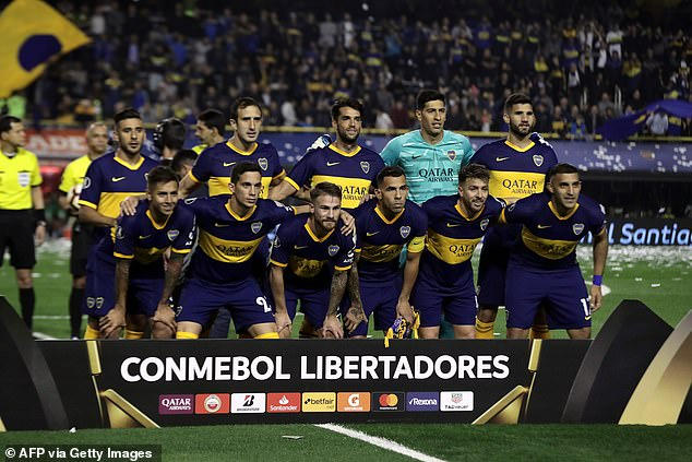 Boca Juniors have been given permission to travel to Paraguay for a Copa Libertadores tie this Thursday despite a recent Covid-19 outbreak that saw 22 players test positive