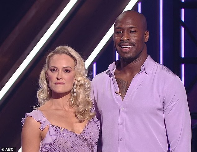 Show veteran Peta, 34, has won the show twice with her partners and will hope that her and Davis will have that winning formula as well