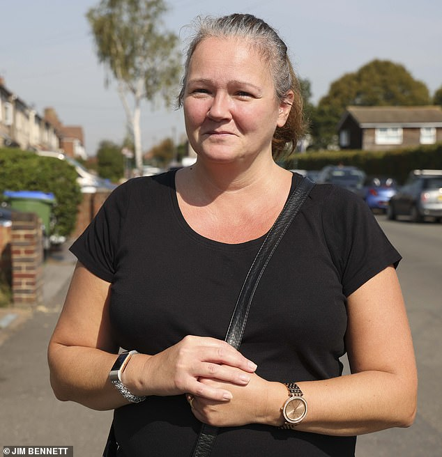 Paula Hall-Strutt, 50, who works in accounts, said she understood why the restrictions had been put in place
