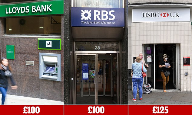 The return of the current account competition: HSBC, Lloyds and RBS have all relaunched bank account switch bonuses in the last three weeks