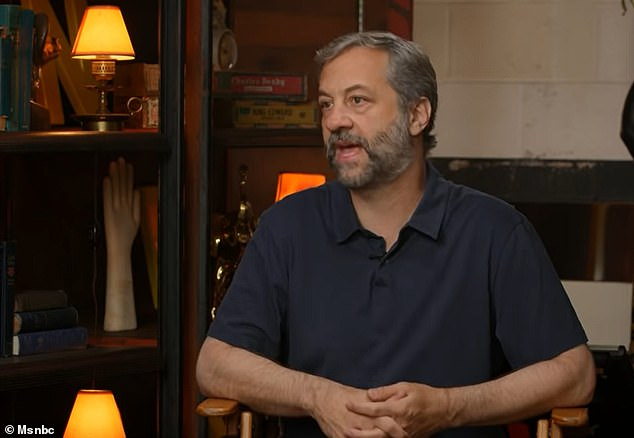 Judd Apatow, the director of hits like The 40-Year-Old Virgin and The King of Staten Island, says Hollywood is censoring content to appease countries like China and Saudi Arabia