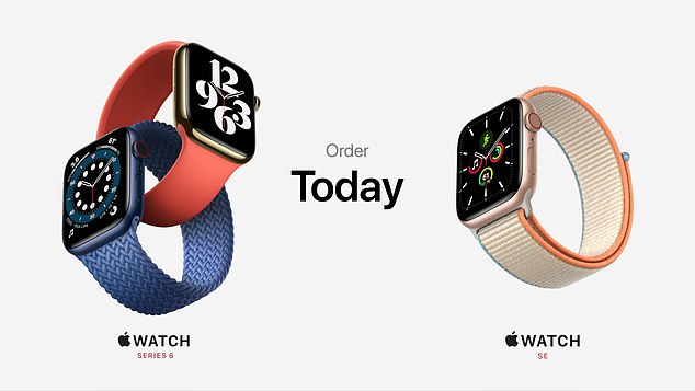 While there is no iPhone reveal, the new Apple Watch is decked out with a host of upgrades, including the ability to track blood oxygen levels