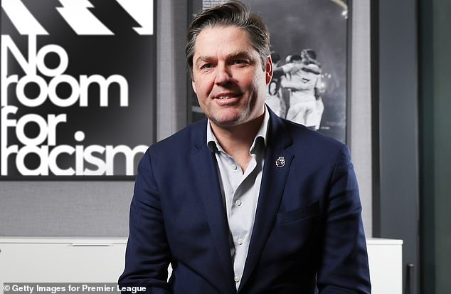 Premier League chief executive Richard Masters is backing theVST Enterprises proposal