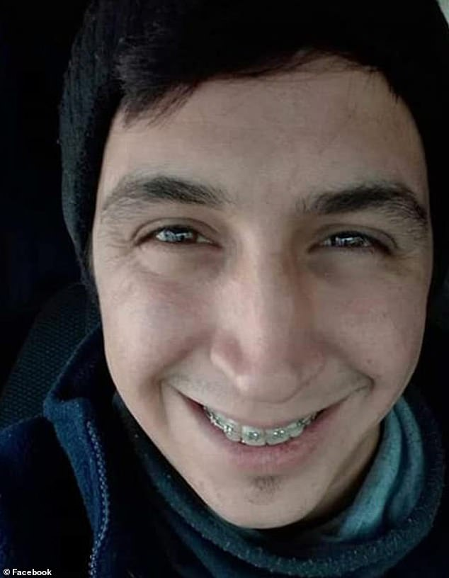 Renzo Pancera was taken into custody after he accompanied his girlfriend Micaela Zalazar on an ambulance to a Buenos Aires hospital Sunday before she died