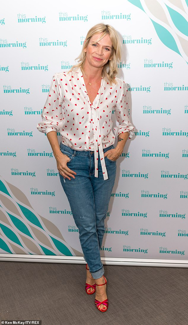 Zoe Ball – host of Radio 2's Breakfast Show, whose audience is plummeting under her wobbly stewardship – was paid £1.36million in 2019/20