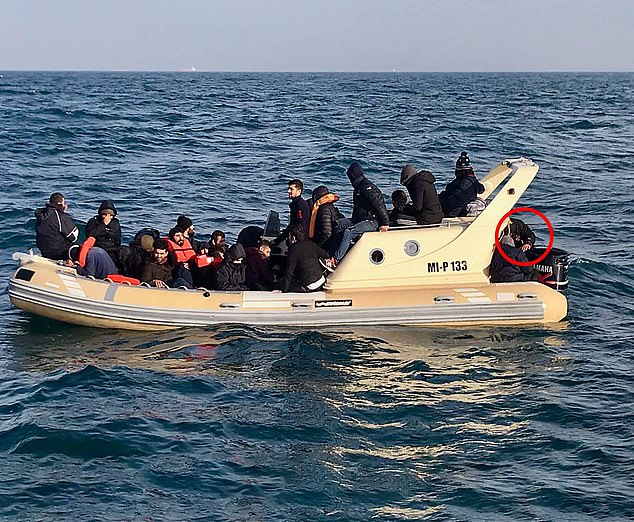 This year, almost 6,500 migrants have made the dangerous journey in small boats across the English Channel