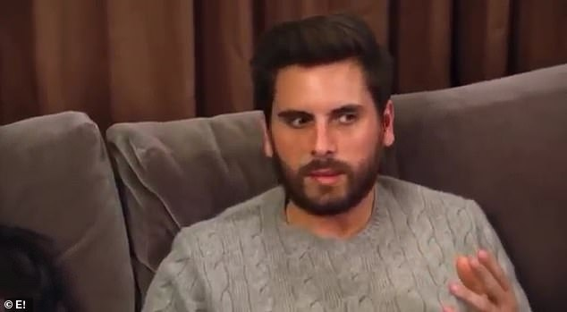 Payday: Sources added that Khloe and Disick consider the series an 'easy and reliable payday', although there is no indication where Disick's ex Kourtney, or her brother Rob, thought of continuing the series .