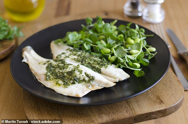 Pesto-baked Fish