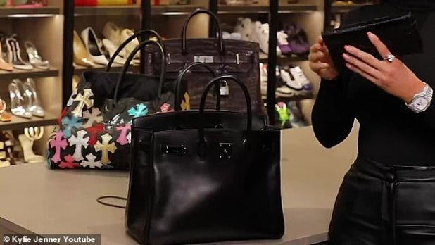 Birkin Babe: Starr reported that she is currently buying one of her first birkin bags, which her mother Kris Jenner asked her to buy.