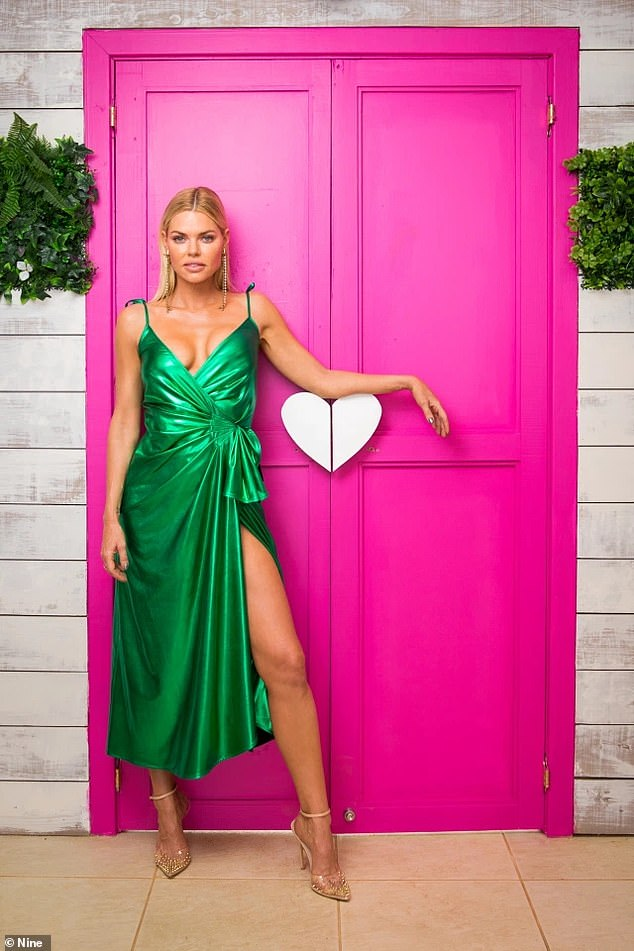 Nine CONFIRMS Love Island Australia will film on the Gold Coast for 2021 season - as Celebrity Apprentice and Beauty And The Geek get rebooted by the network. Pictured: Love Island Australia host Sophie Monk