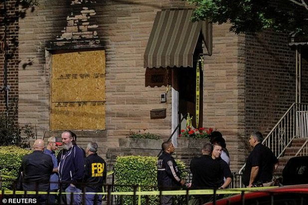 Federal agents join NYPD in investigating apparent bomb-making materials
